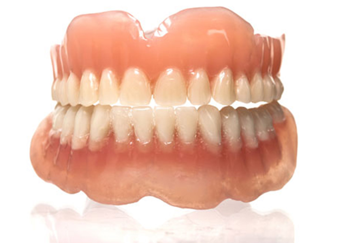 Partial and Full Dentures in Garland - Replace Missing Teeth
