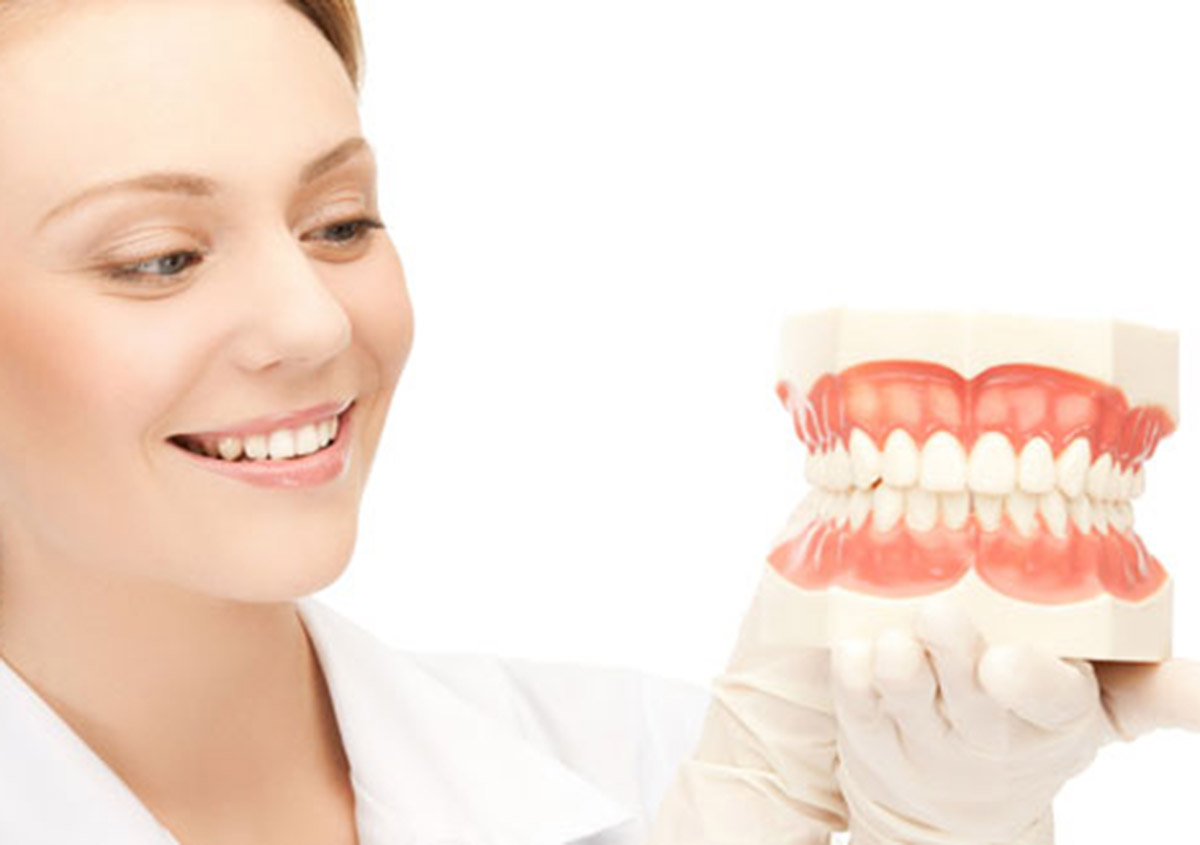 Important tips and recommendations to keep your dentures clean from Garland, TX dentist