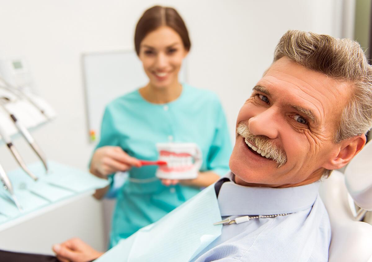 Immediate Dentures Service in Garland Tx Area